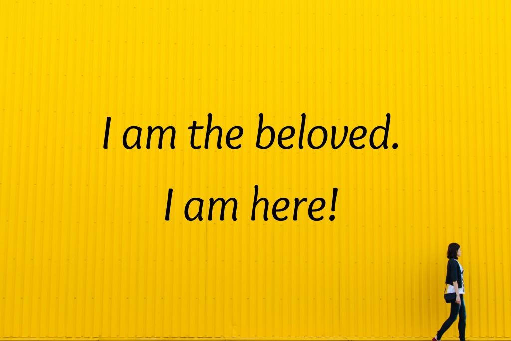 I am the b
