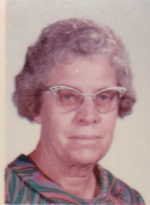 Mrs. Isaac, my first first-grade teacher.